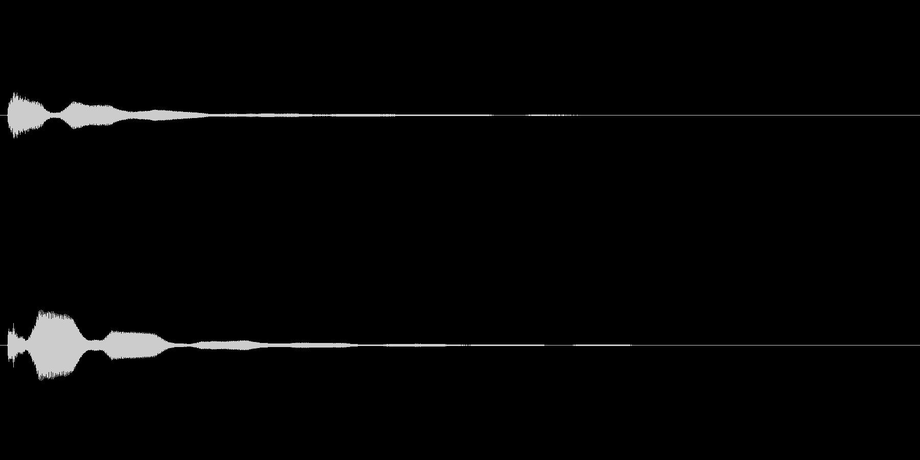 キラキラ系_058の未再生の波形