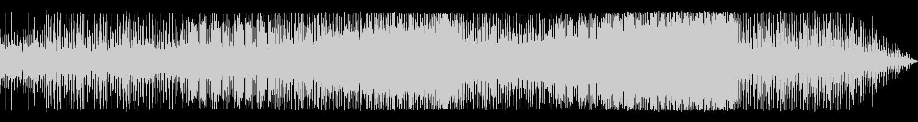 印象的なピアノ 企業VP、映像などにの未再生の波形