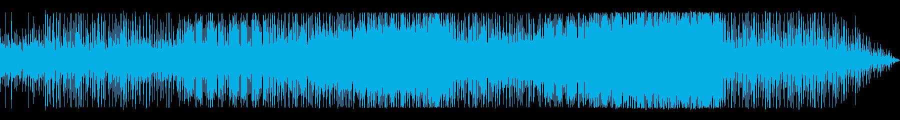 印象的なピアノ 企業VP、映像などにの再生済みの波形