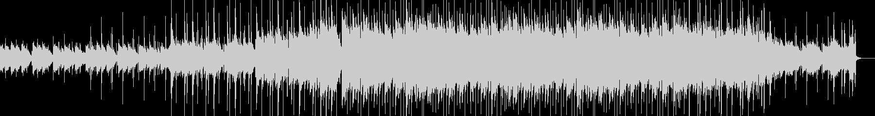 感動的なLo-Fi HipHopの未再生の波形