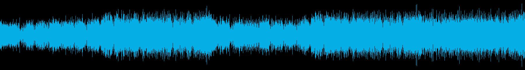 ロマンチック・映画・おしゃれ・ジャズの再生済みの波形