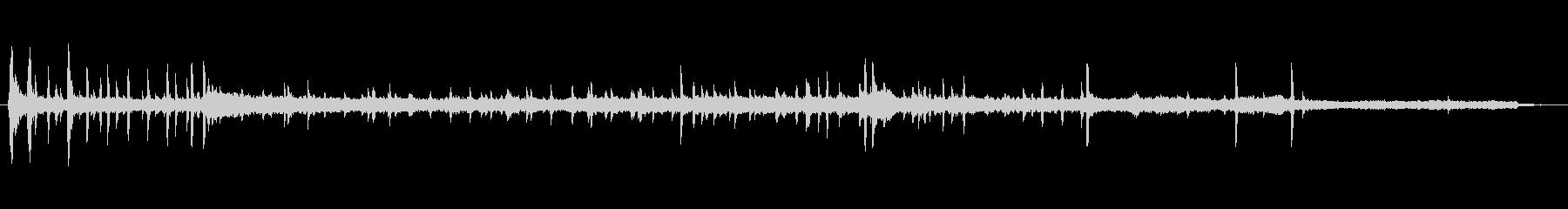 45S付きジュークボックス; DI...の未再生の波形