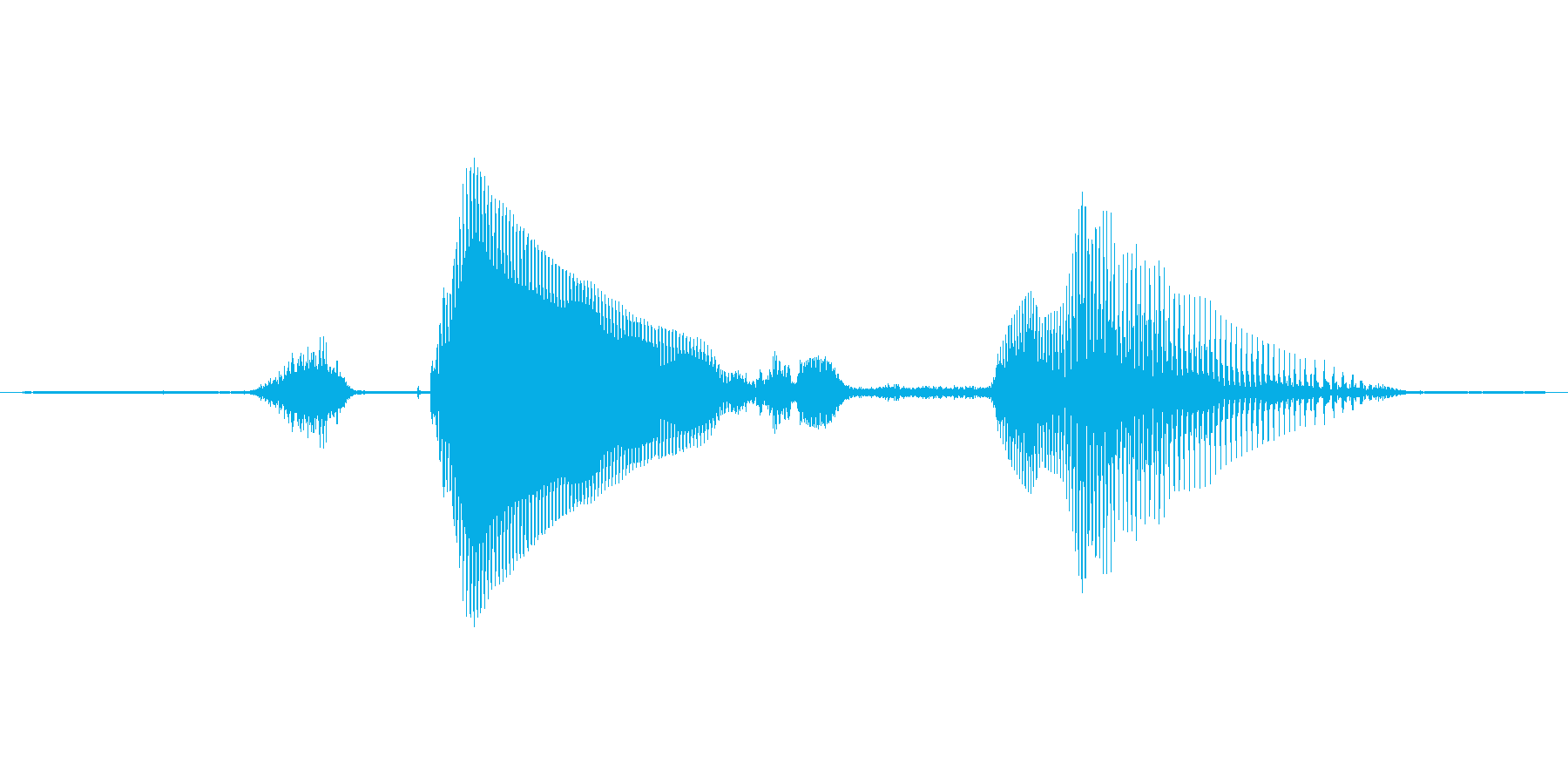 ステージ4(ふぉー)の再生済みの波形