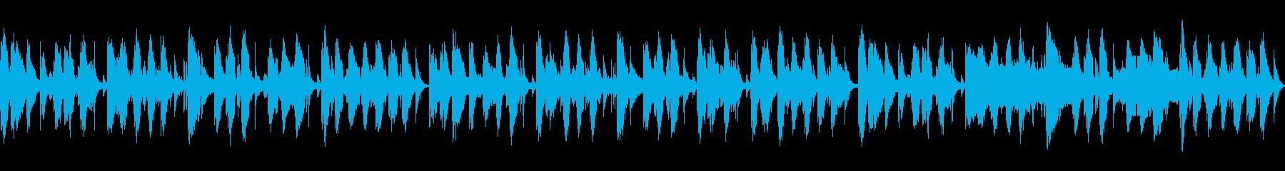Cartoon 木琴 効果 クラリ...の再生済みの波形