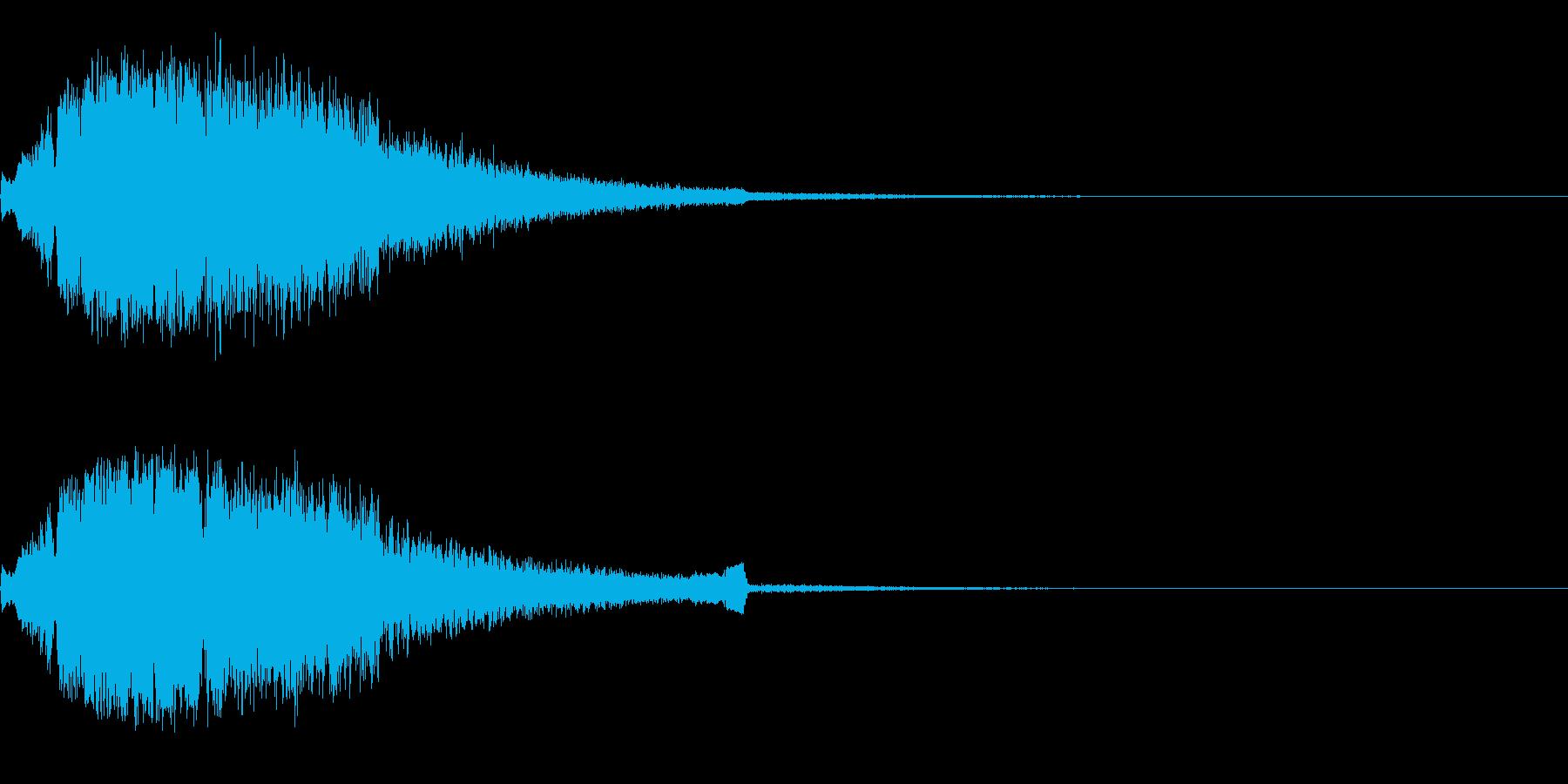 魔法12(回復・光・防御・補助系)の再生済みの波形