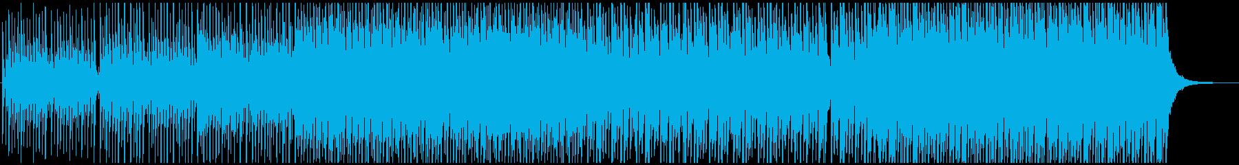 モダン 実験的 アクティブ 明るい...の再生済みの波形