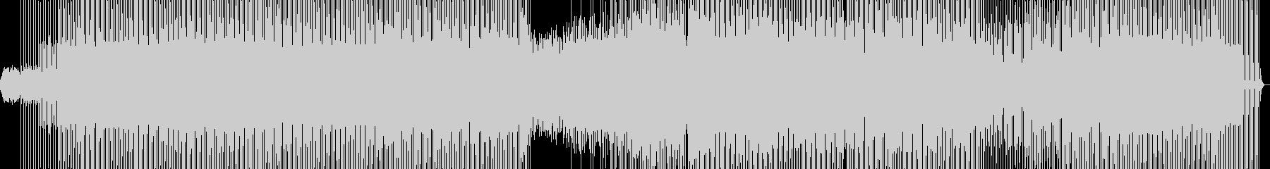テンションビルダーの未再生の波形