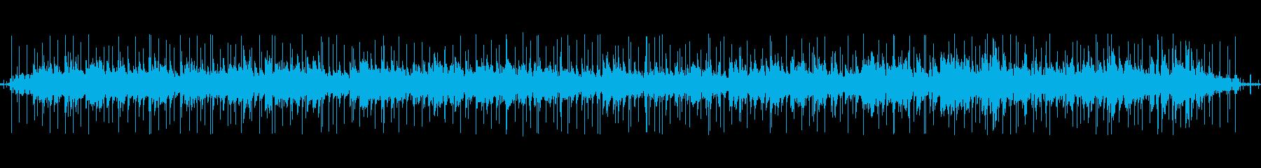これは、古いビニールレコードや蓄音...の再生済みの波形