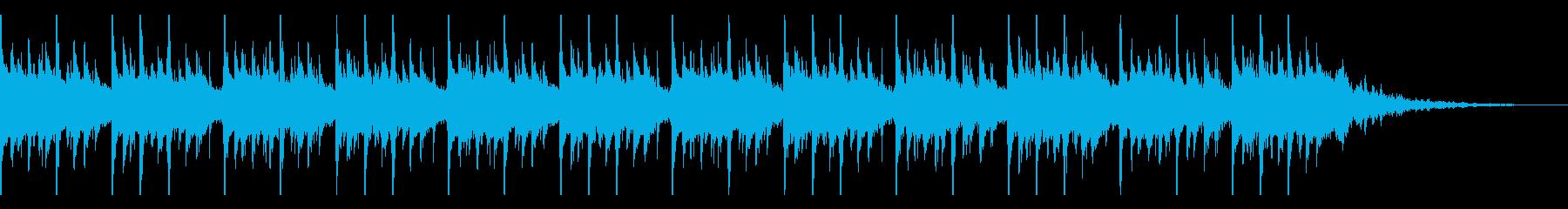 ラマダンバイラム(30秒)の再生済みの波形