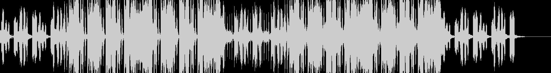 レトロ アクティブ 明るい ゆっく...の未再生の波形