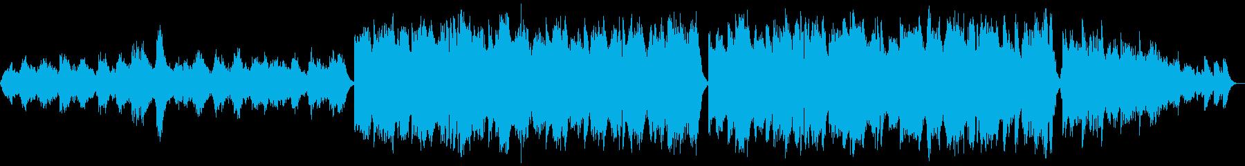 エレクトロニック センチメンタル ...の再生済みの波形