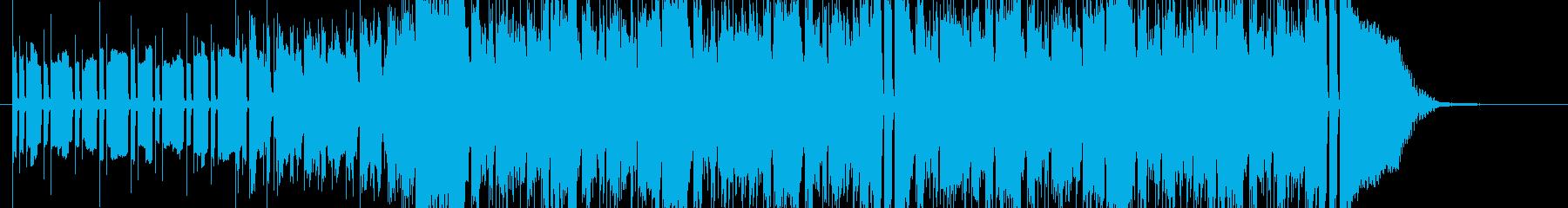 Opening SE1(デジタル)の再生済みの波形