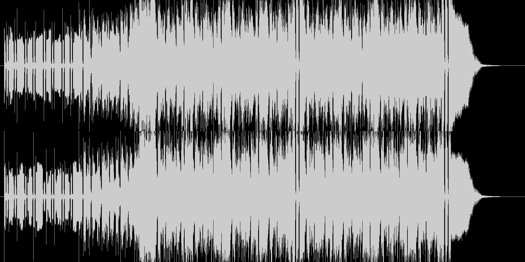 Opening SE1(デジタル)の未再生の波形