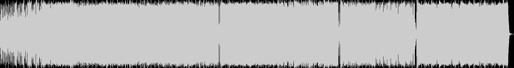 CiberイメージEDM-BGMの未再生の波形