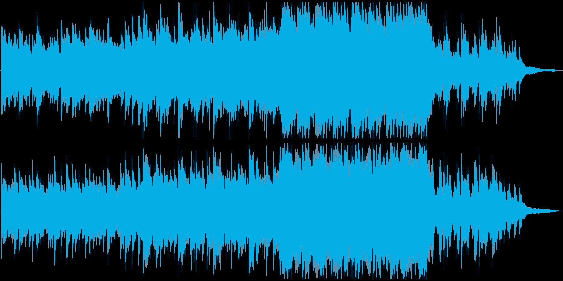 感動的、美しく壮大なピアノ&オケ V2の再生済みの波形