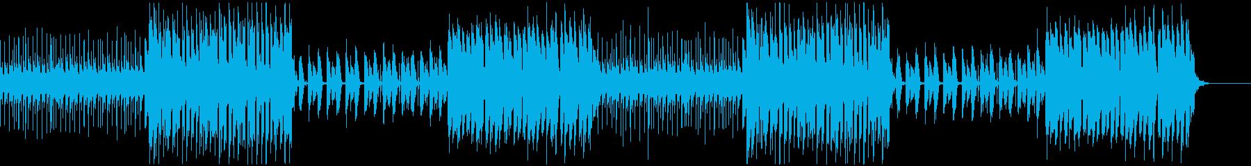 クール・スタイリッシュ・EDM・5の再生済みの波形