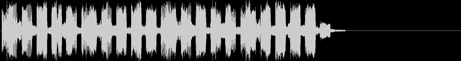 ズワゴゴズズッズワッゴ…(アイキャッチ)の未再生の波形