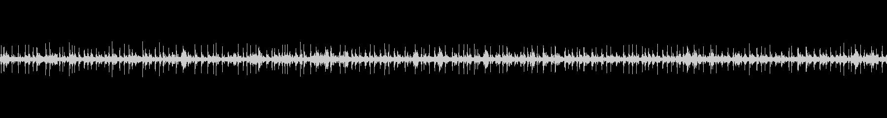 レコードノイズ Lofi ヴァイナル13の未再生の波形