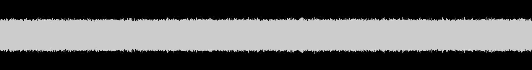 テレビの静止-ホワイトノイズ。シー...の未再生の波形