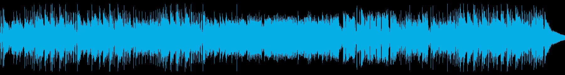 本物の「スイング」ムードのインスト...の再生済みの波形