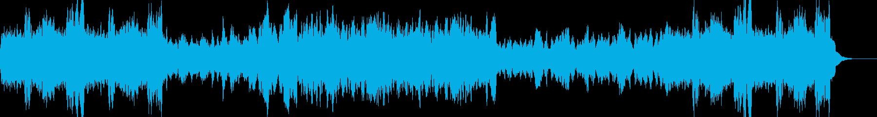 ジングルベル/オーケストラの再生済みの波形