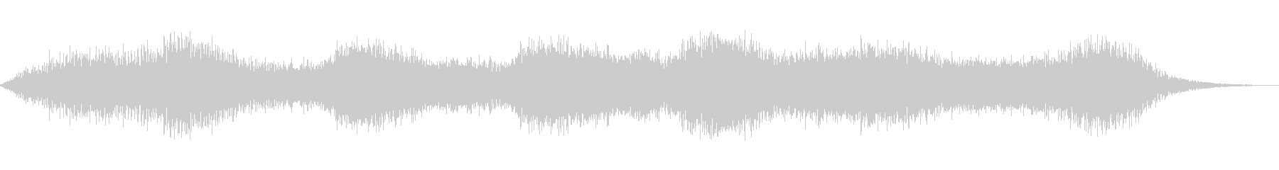 スピリットワークショップ2の未再生の波形