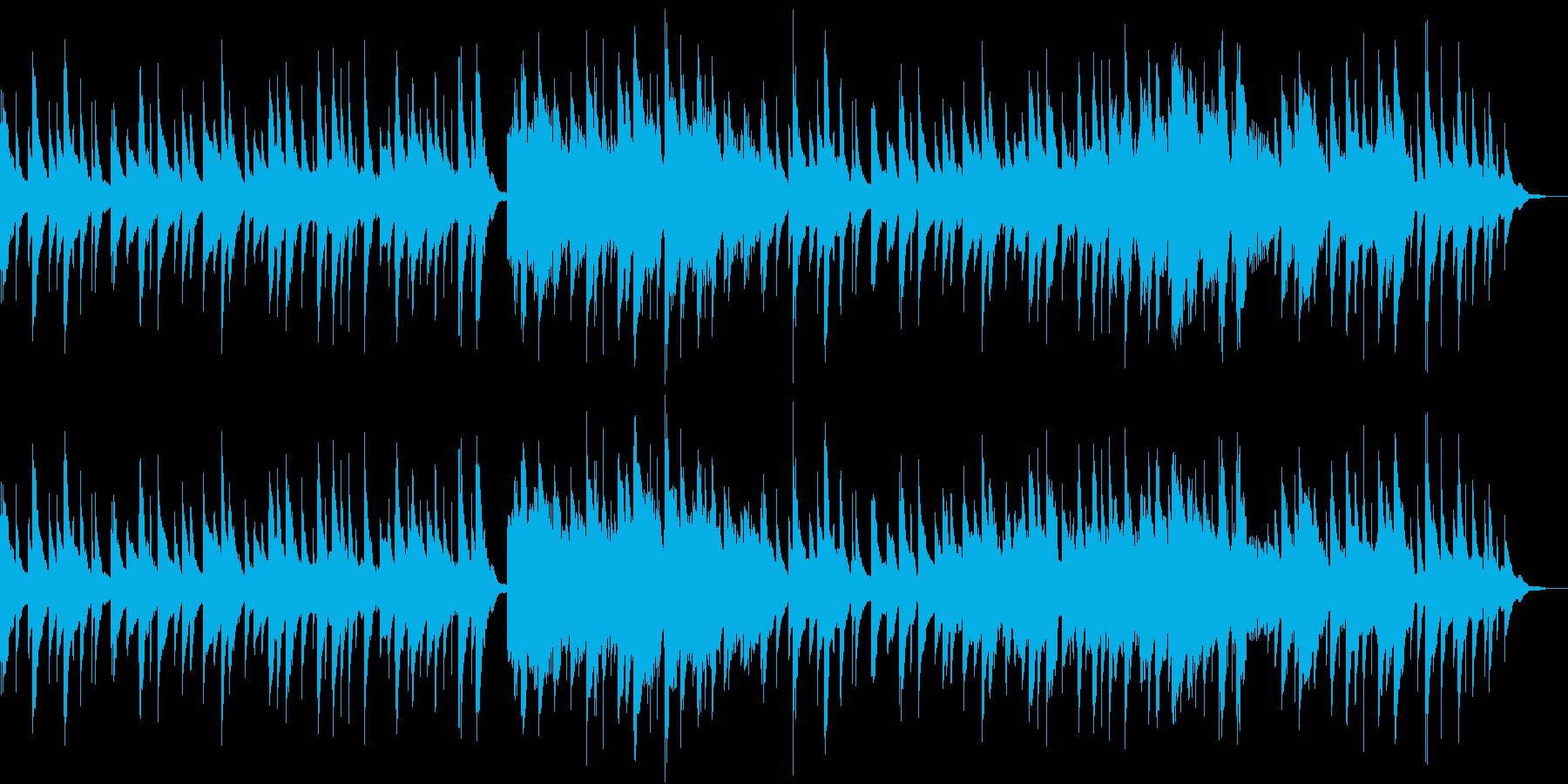 癒しハープ・ストリングス/おやすみBGMの再生済みの波形
