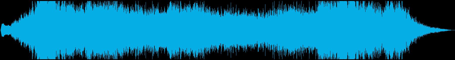 ドローン パンジャブ語01の再生済みの波形