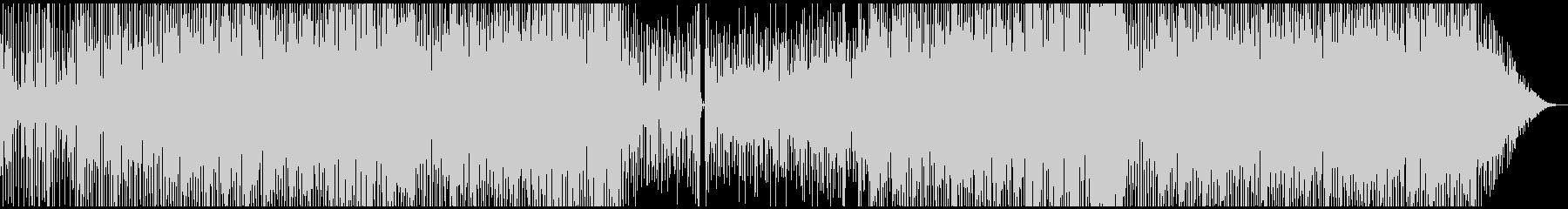 サックスの洗練されたファンクサウンドの未再生の波形