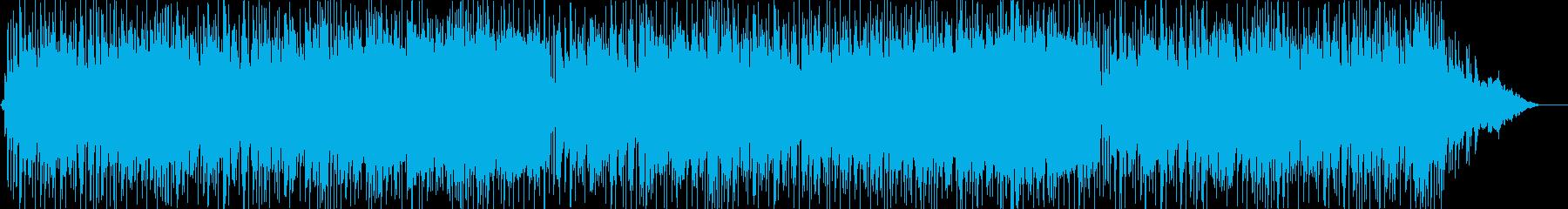 琴&尺八のBGM [和風テイスト] の再生済みの波形