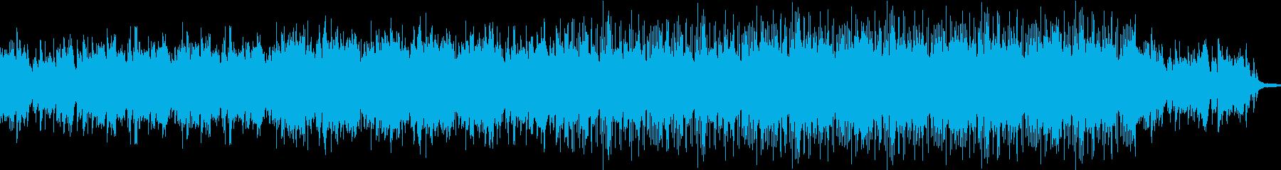 アルペジオ。ピアノとギター。の再生済みの波形
