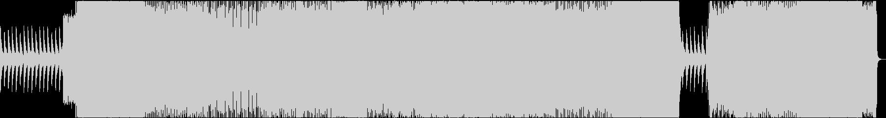 【バンドサウンド】爽やかな疾走系ロックの未再生の波形