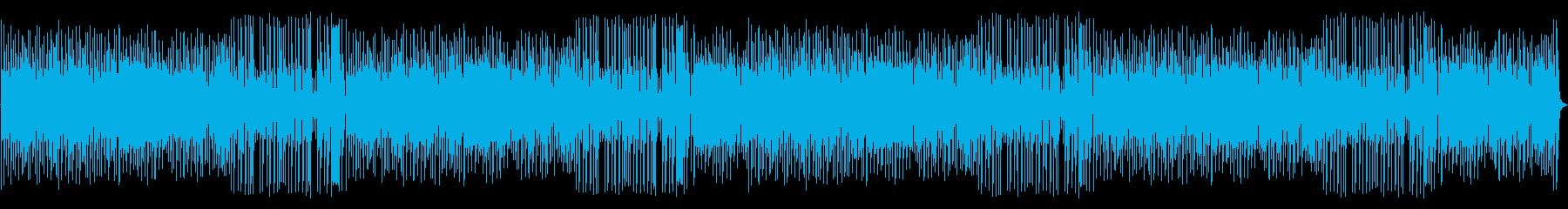 ブラシとアコースティックベースでサ...の再生済みの波形