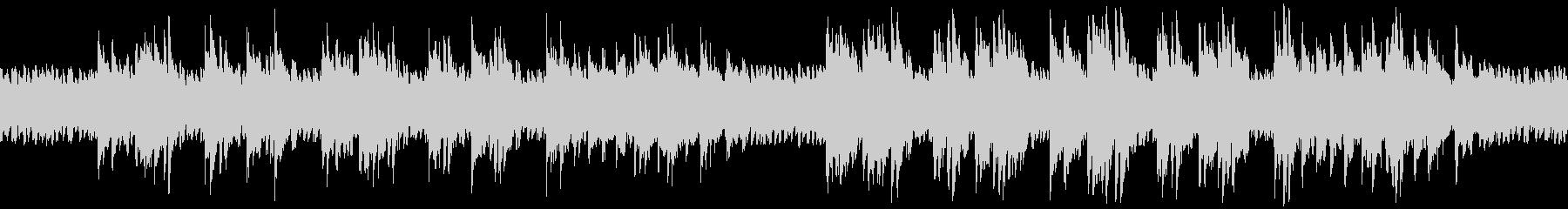 アコギ生演奏のみ アルペジオ優しい映像にの未再生の波形