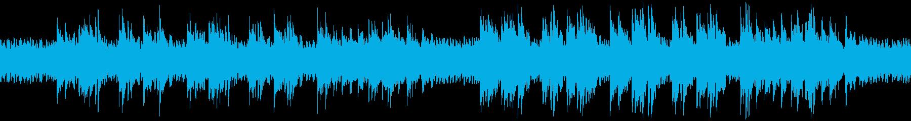 アコギ生演奏のみ アルペジオ優しい映像にの再生済みの波形