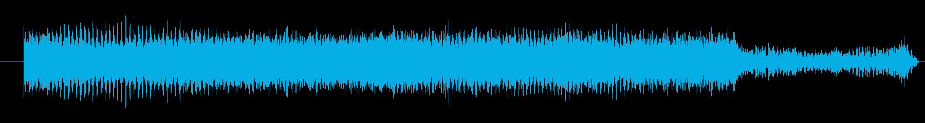 機械 負荷時のタイルカッター02の再生済みの波形