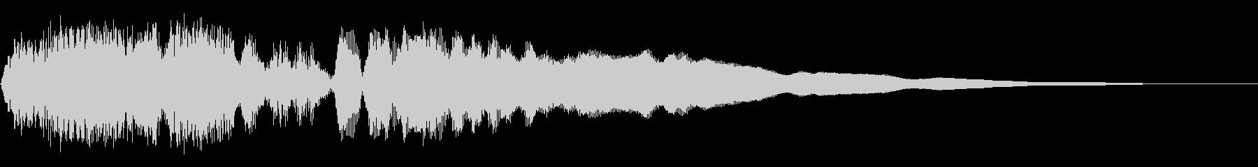 パワーグルグルの未再生の波形