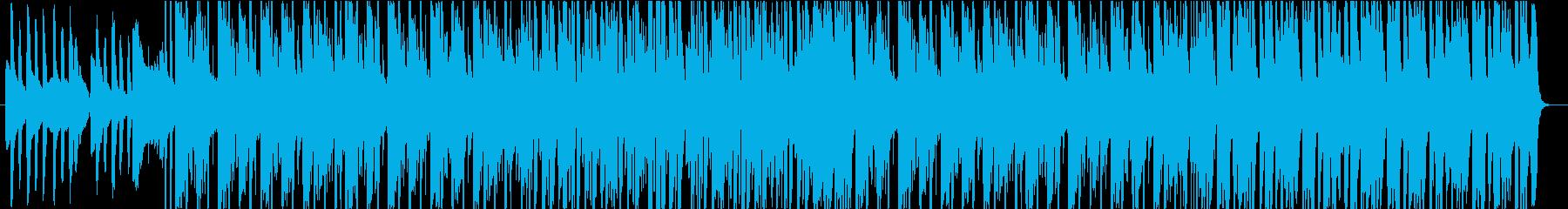 ★迷ったらコレ★カフェオシャレピアノの再生済みの波形