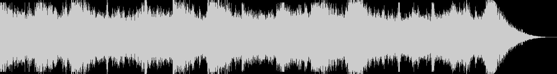 ラボ/実験室/工場/機械音の未再生の波形