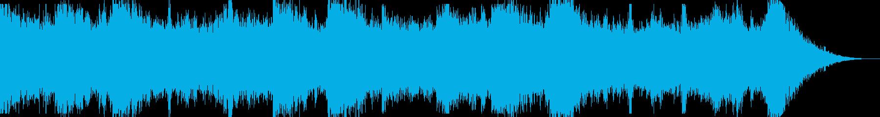 ラボ/実験室/工場/機械音の再生済みの波形