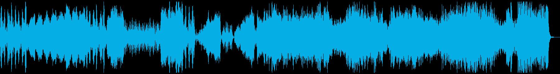 BWV1070/1『ラルゲット』 の再生済みの波形