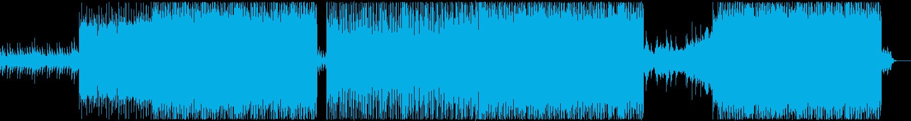 インディーズ ロック ポップ 代替...の再生済みの波形