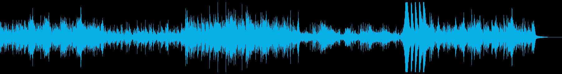 オーケストラ楽器魔法のおとぎ話のテ...の再生済みの波形