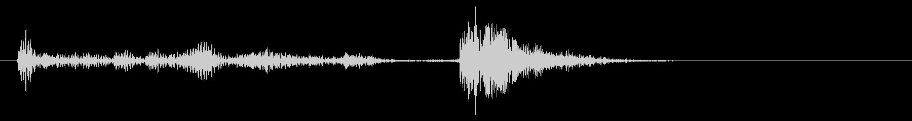 金属ツールボックス:ツールトレイの交換の未再生の波形