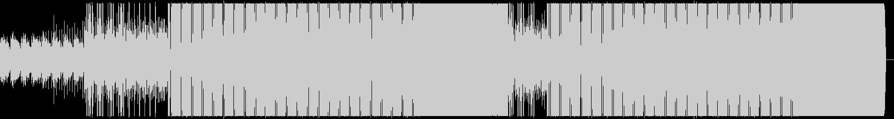 中華屋が5分で作ったフューチャーベースの未再生の波形