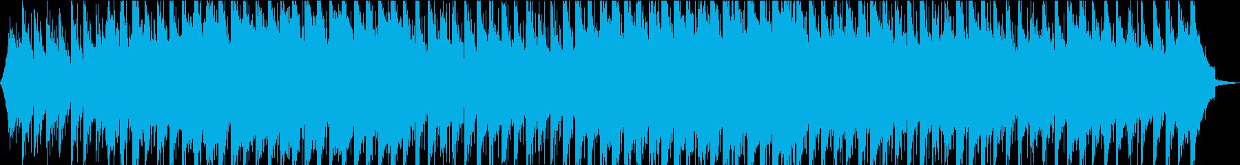 美しい・優しいメロディのコーポレート②の再生済みの波形
