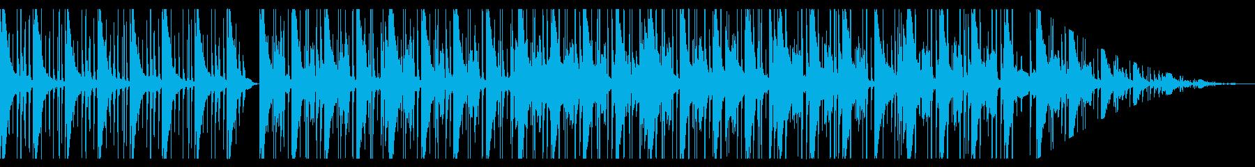 爽やかな朝を感じるチルホップ_2の再生済みの波形