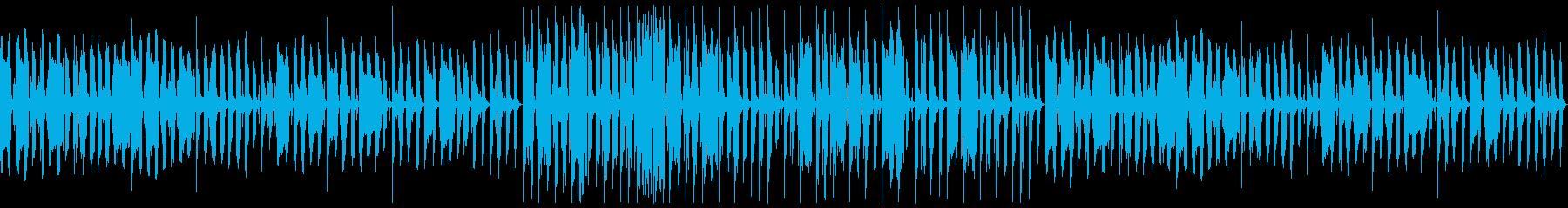 間抜けなトランペットの行進LOOP_Aの再生済みの波形