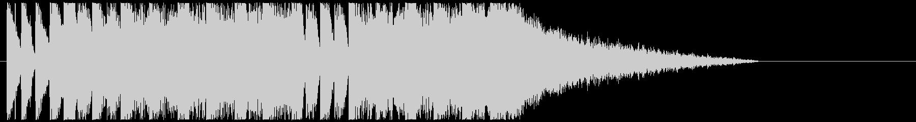 DUBSTEP BASS COOLの未再生の波形
