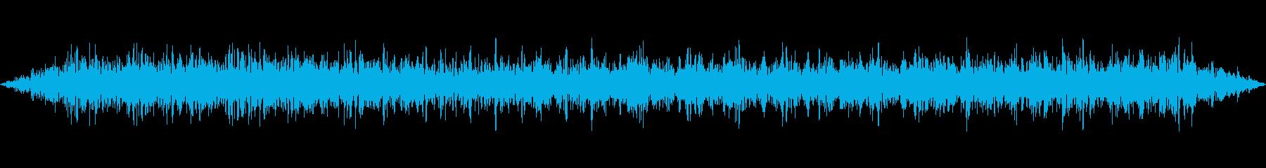 宇宙制御室:船または駅:電子音、背...の再生済みの波形